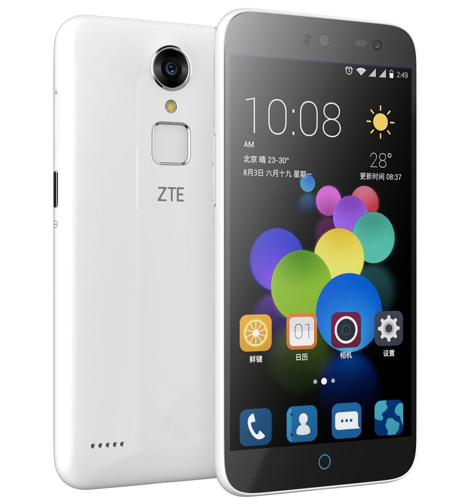 ZTE Blade A1 : les capteurs d'empreintes digitales ne sont plus réservés au haut de gamme