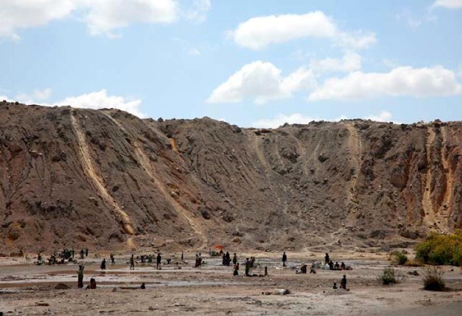 Le travail des enfants, une réalité dans les mines de cobalt