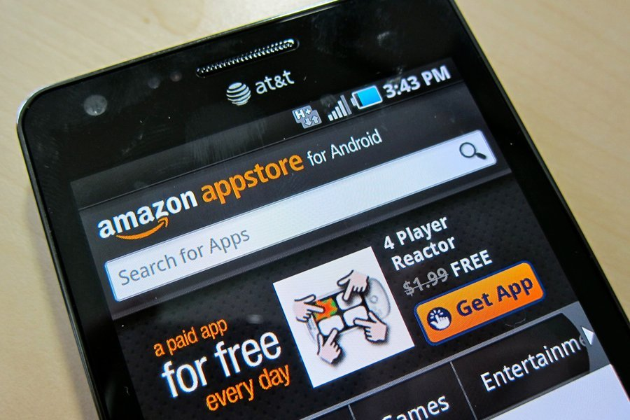 Amazon n'a pas un nouveau Fire Phone dans les cartons, mais il a un plan B