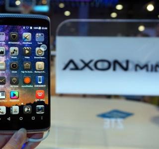Prise en main du ZTE Axon Mini, avec son écran Force Touch