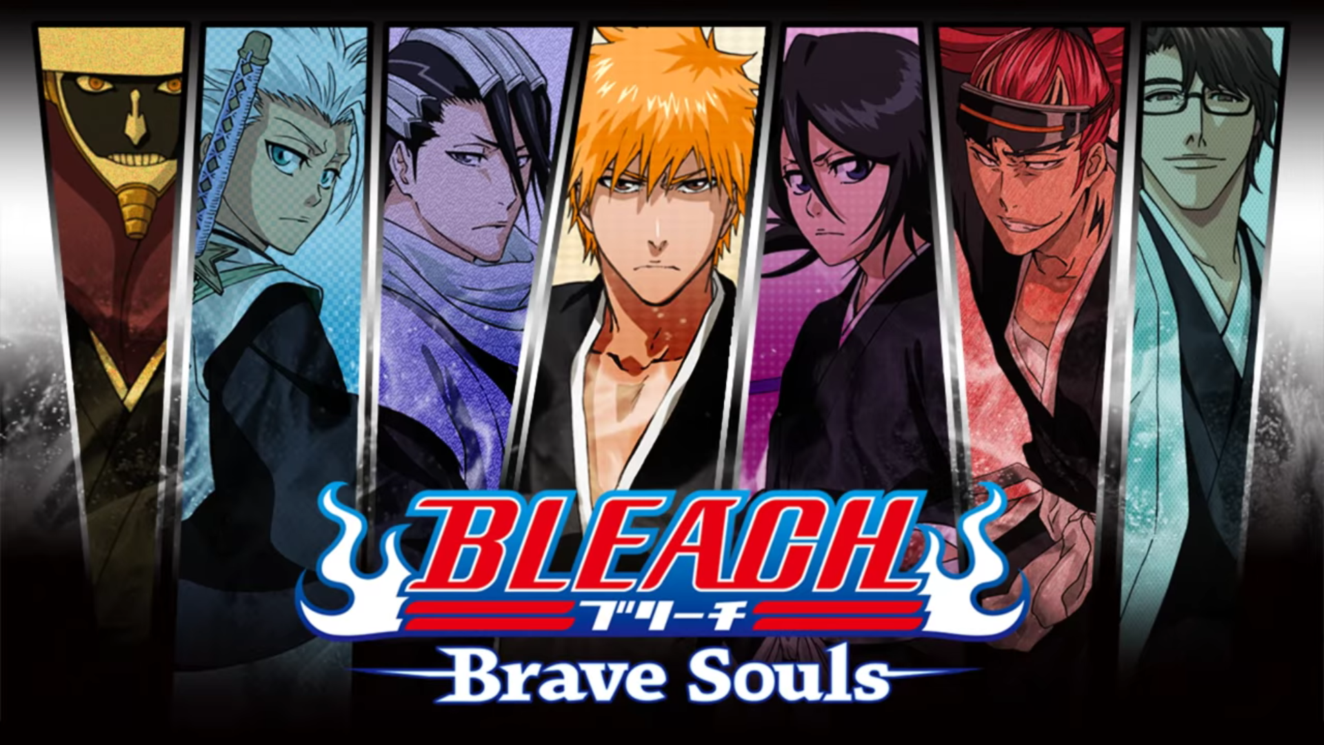 Bleach Brave Souls mélange beat'em'all et RPG sur Android