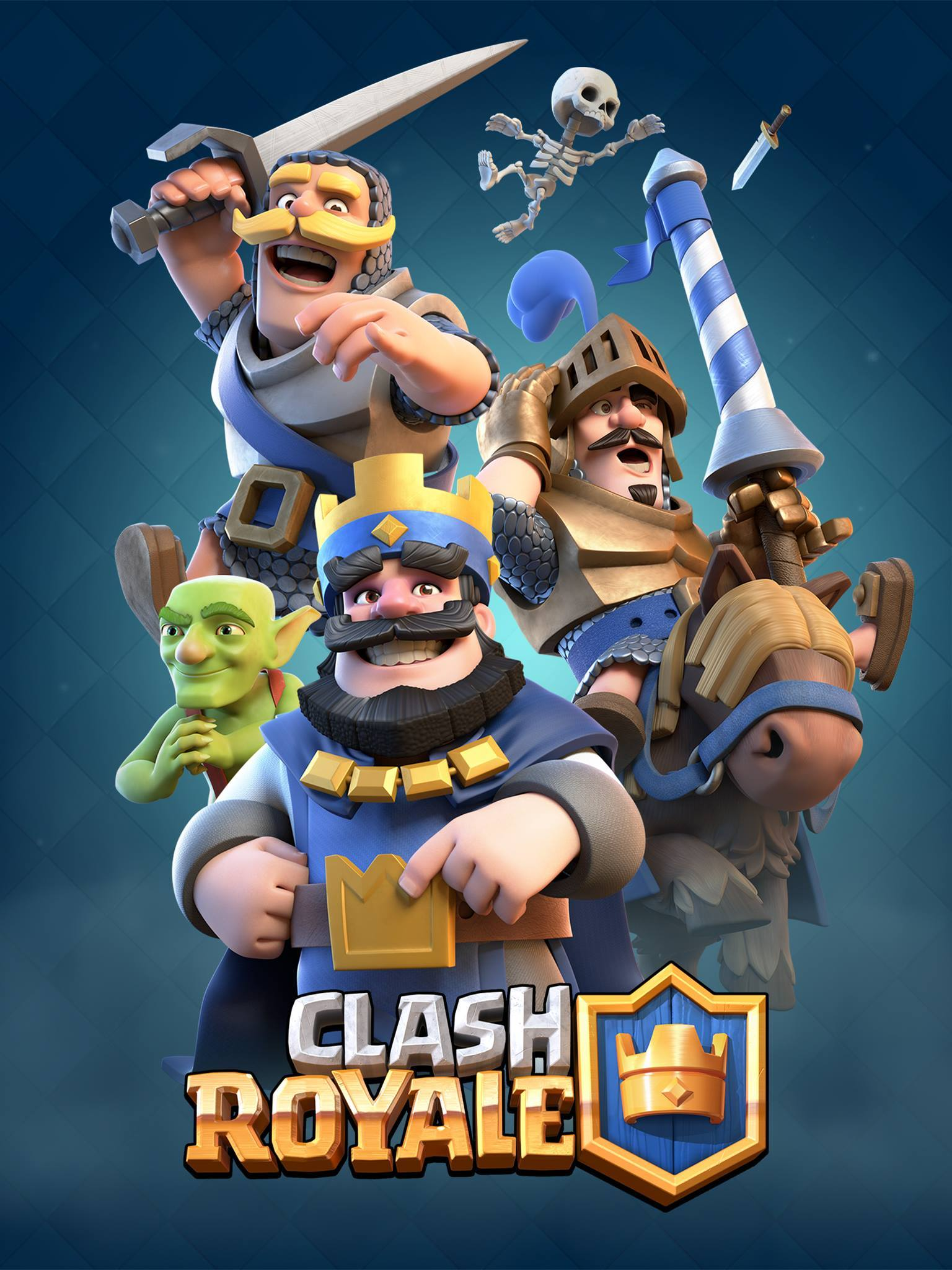 Les créateurs de Clash of Clans présentent leur nouveau jeu : Clash Royale