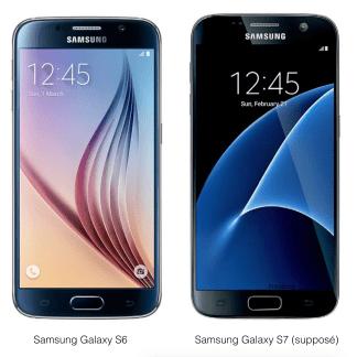 Samsung confirme à demi-mot l'étanchéité du Galaxy S7