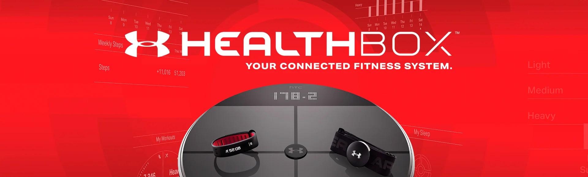 CES 2016 : Un capteur de rythme cardiaque, une balance et un bracelet connecté chez HTC