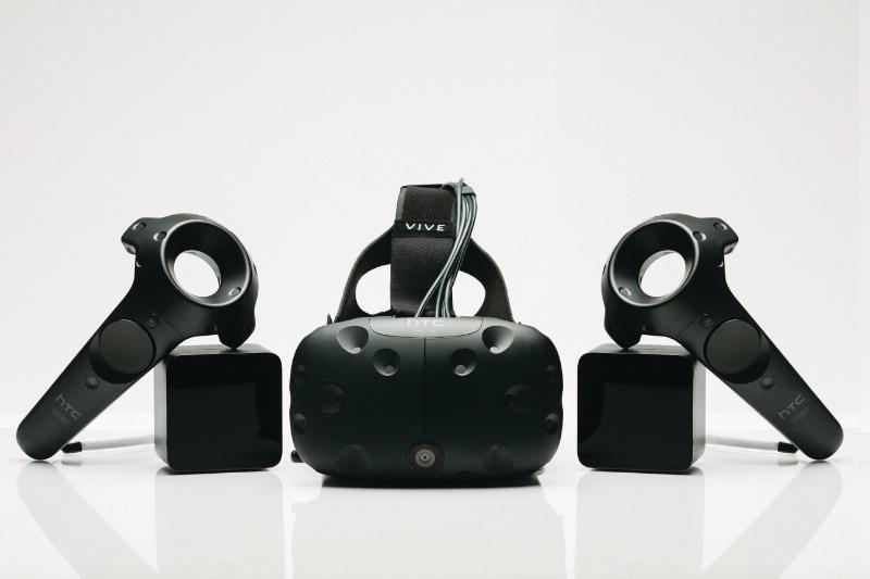 CES 2016 : HTC annonce le Vive Pre, son casque de réalité virtuelle de seconde génération