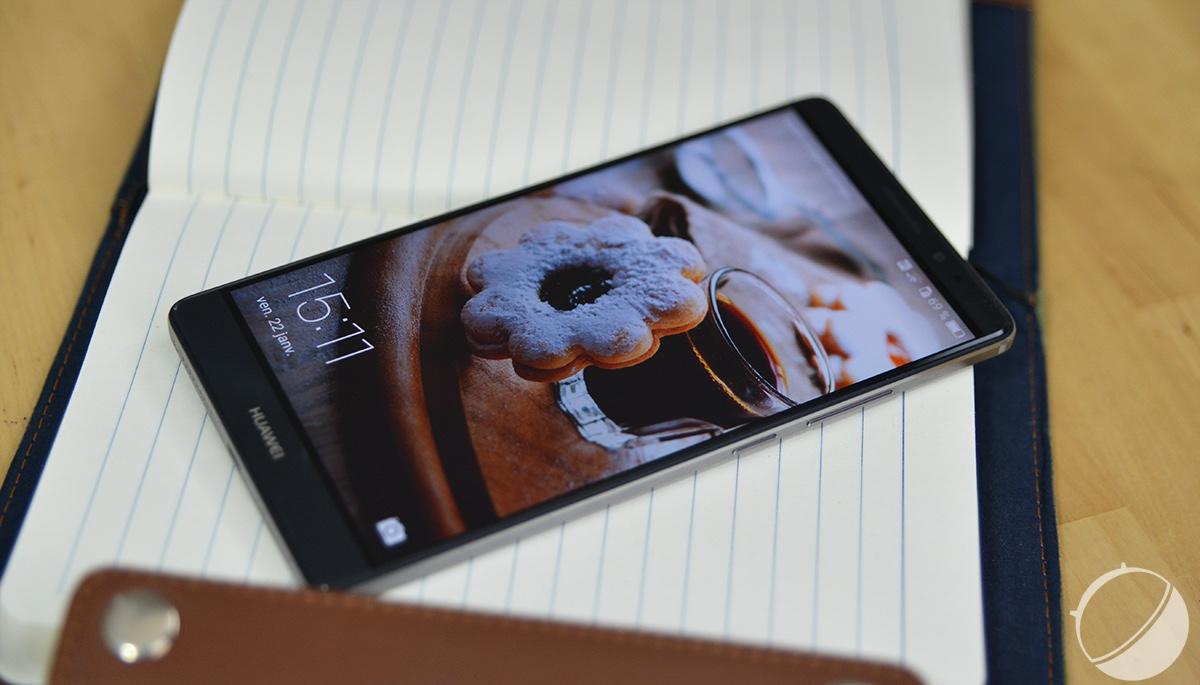 Huawei Mate 8 : tout ce qu'il faut savoir