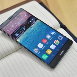 Test du Huawei Mate 8, la surprise