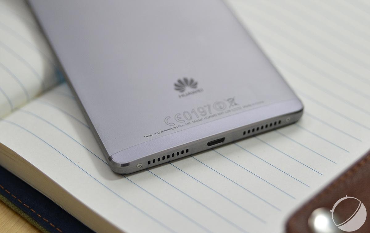 Huawei Mate 8 : le test vidéo de la rédaction