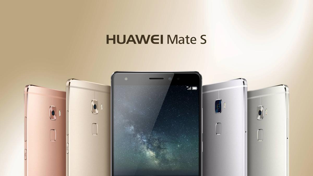Bon plan : le Huawei Mate S est en promo à 529 euros