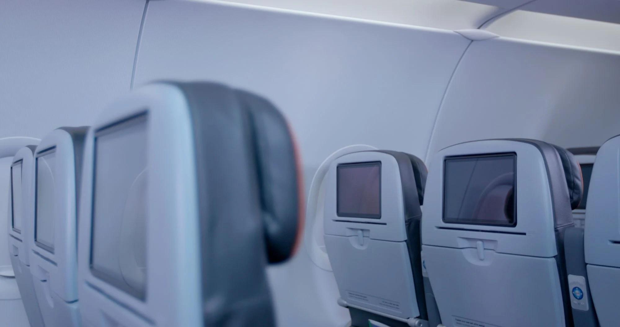 JetBlue va installer Android sur les écrans de ses AirbusA-320