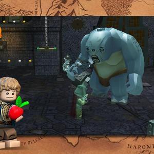 LEGO Le Seigneur des Anneaux cherche son précieux sur Android