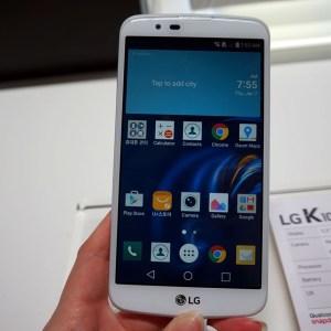 Ne comptez pas sur les LG K7 et K8 en France