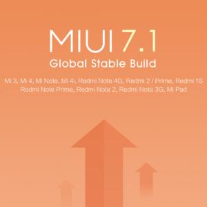 MIUI 7.1 en cours de déploiement, ses nouveautés détaillées