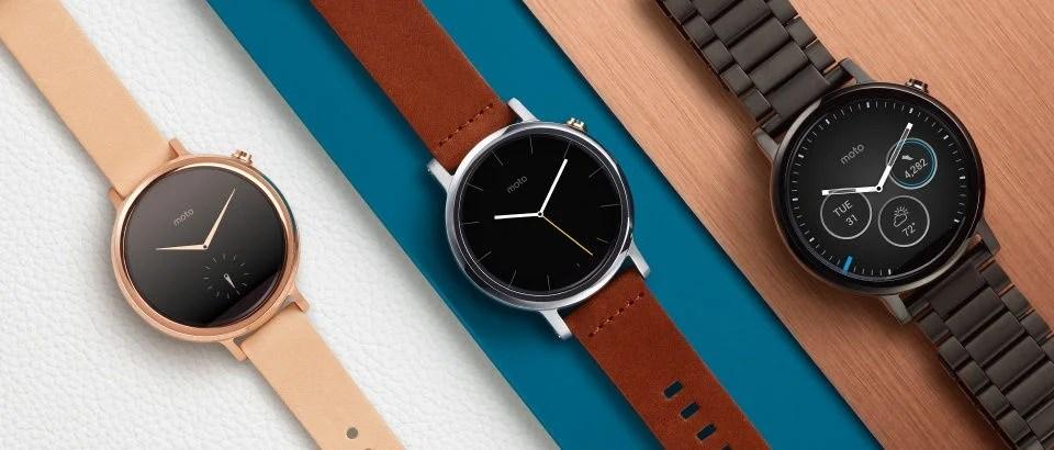 Voici ce à quoi devraient ressembler les deux premières montres connectées de Google