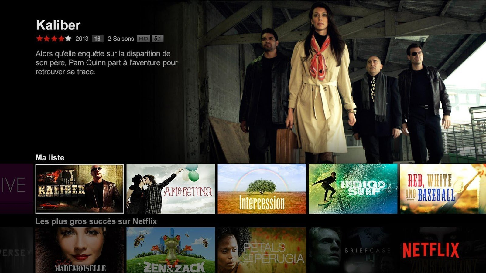 Netflix : l'application Android TV utilise Smart Lock pour ne plus demander de mot de passe