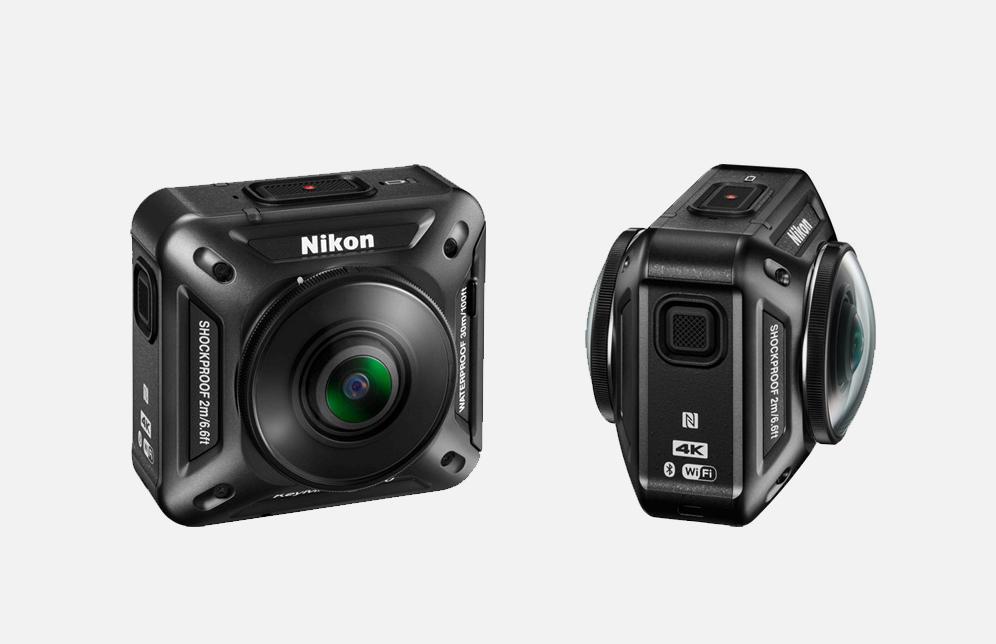 Nikon KeyMission 360 : voilà ce que peut filmer cette action cam