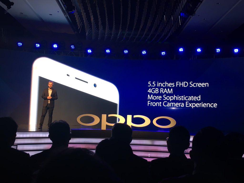 Oppo F1 Plus, un écran de 5,5 pouces et plus de mémoire vive
