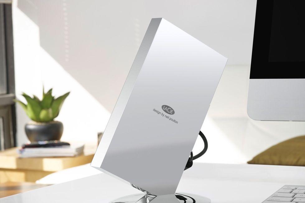 CES 2016 : LaCie Chromé, le SSD à 1100 euros qui mise sur l'USB Type-C