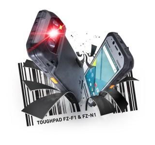 Panasonic Toughpad FZ-N1, la révolution du PDA sous Android