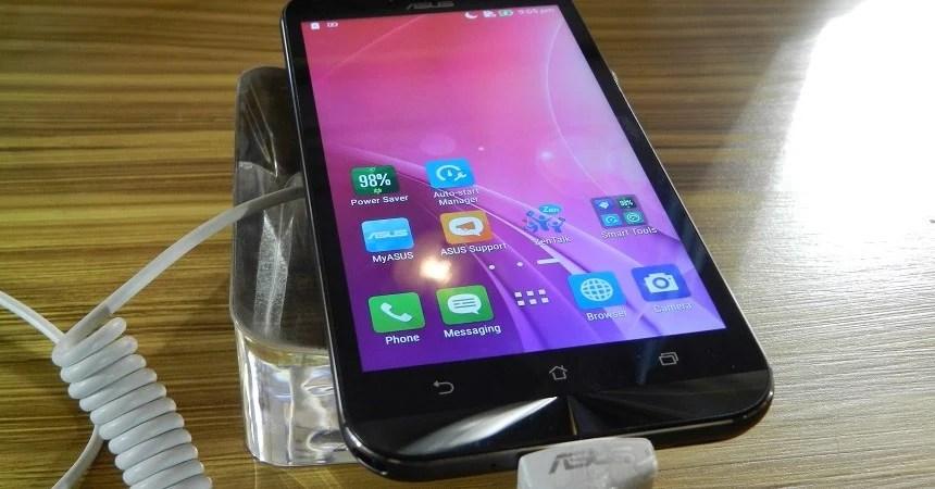 ASUS annonce l'arrivée de Marshmallow sur bon nombre de ses ZenFone