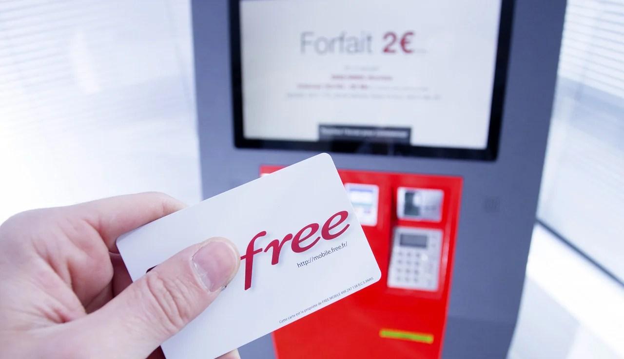Free Mobile prolonge son troisième forfait spécial à 60 Go par mois jusqu'au 6 novembre