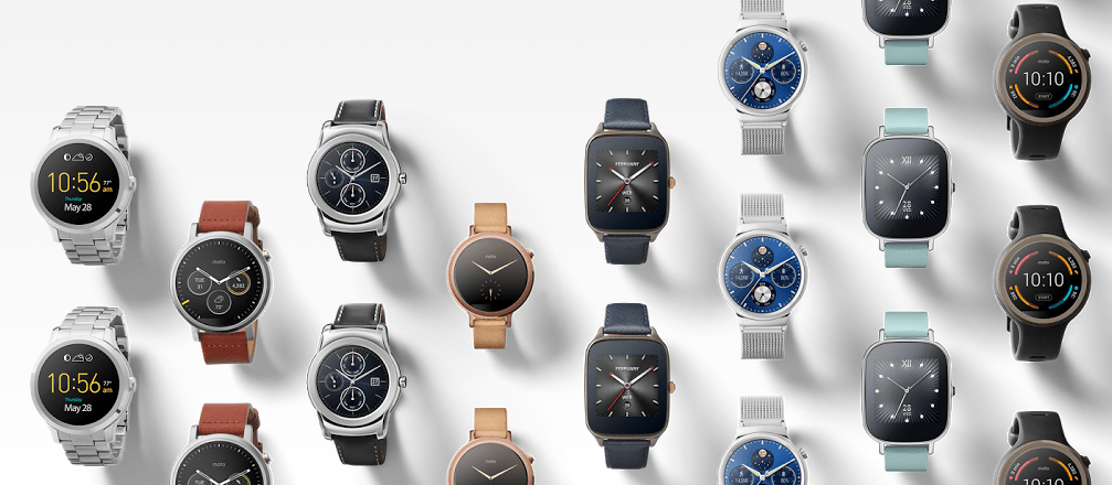 Le Play Store se débarrasse de la Sony Smartwatch 3 et de la Moto 360