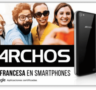 Archos met un pied en Amérique du Sud