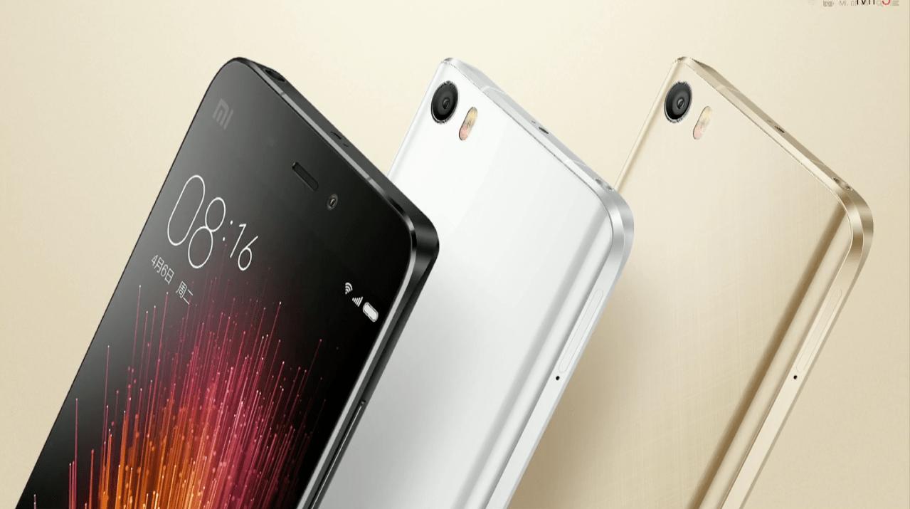 MWC 2016 : Le Xiaomi Mi 5 est officiel, avec un Snapdragon 820 et un capteur d'empreintes