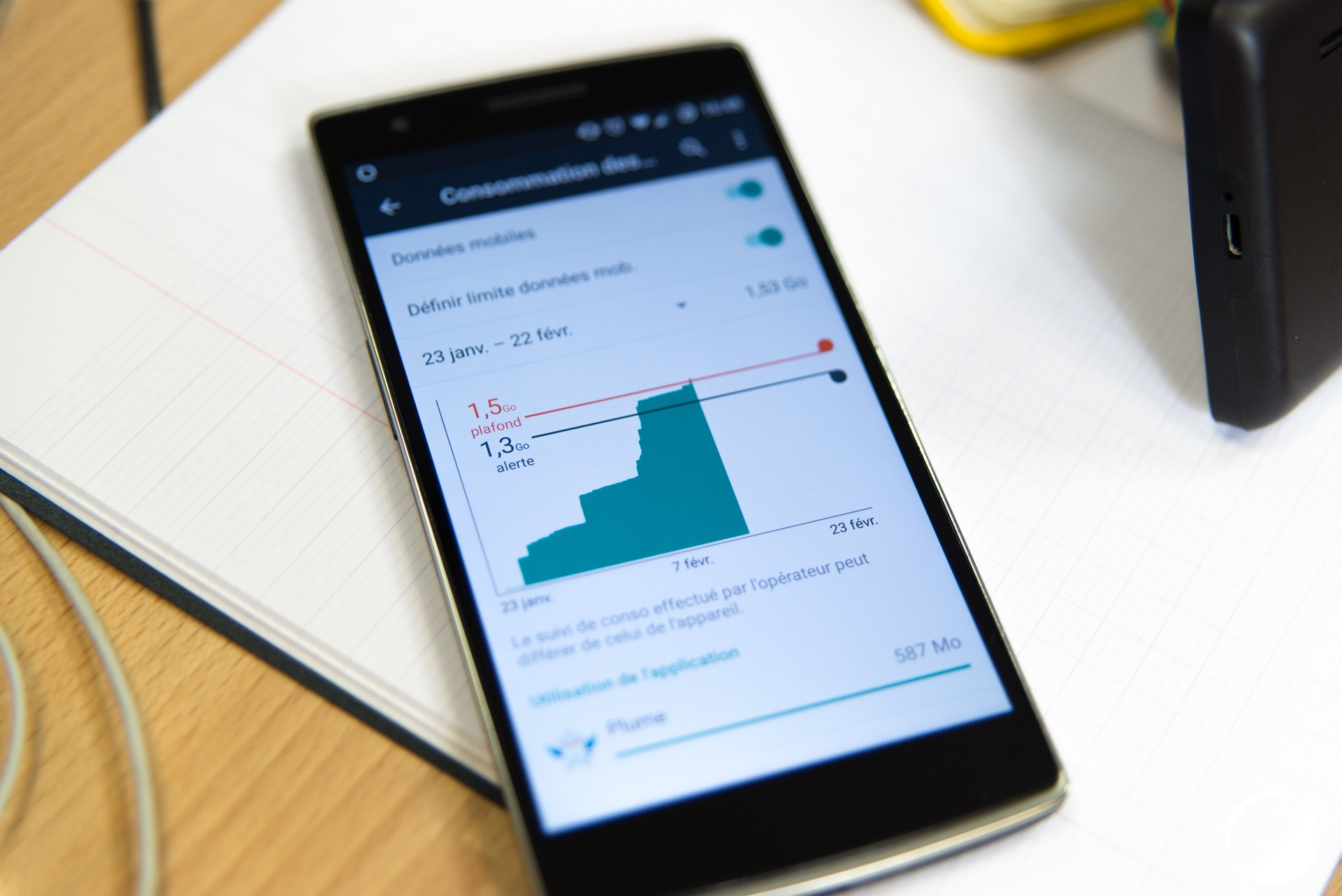Tuto : Comment limiter sa consommation de data sur Android