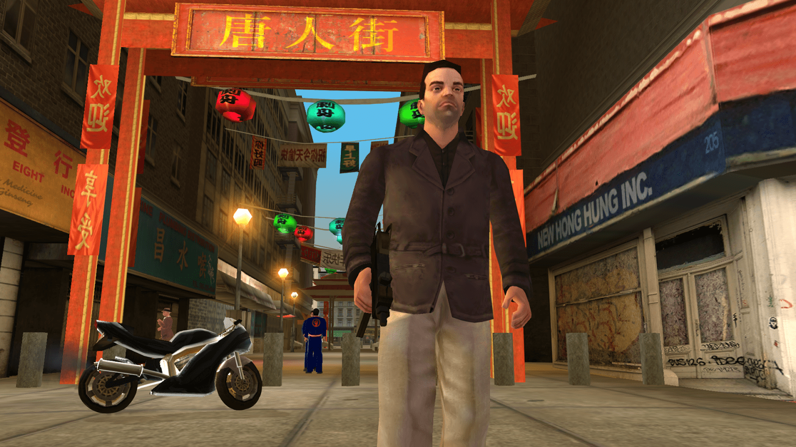 GTA: Liberty City Stories vient raconter ses histoires sur Android