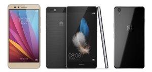 Honor 5X : face aux OnePlus X et Huawei P8 Lite, que penser du dernier Honor ?