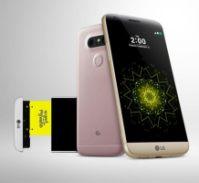 LG G5 officialisé, avec une nouvelle approche du smartphone