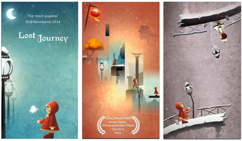 Lost Journey (Voyage Perdu) : entre poésie, casse-tête et jeu de plateforme