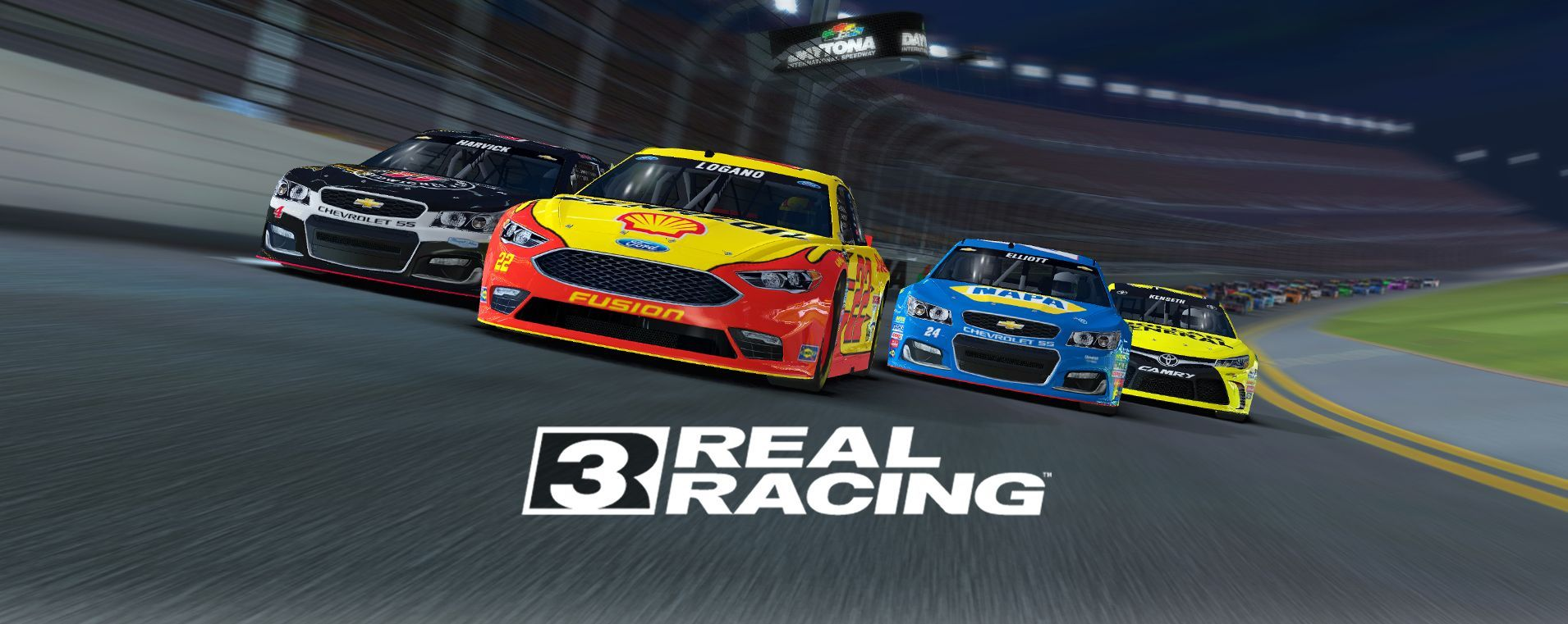 Real Racing 3 est maintenant compatible avec Android TV