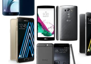 ✨ Bons plans du week-end : Galaxy A5 (2016), Galaxy S6, One A9 et Galaxy Grand Prime