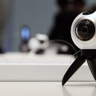 Vidéo : Notre prise en main de la Samsung Gear 360