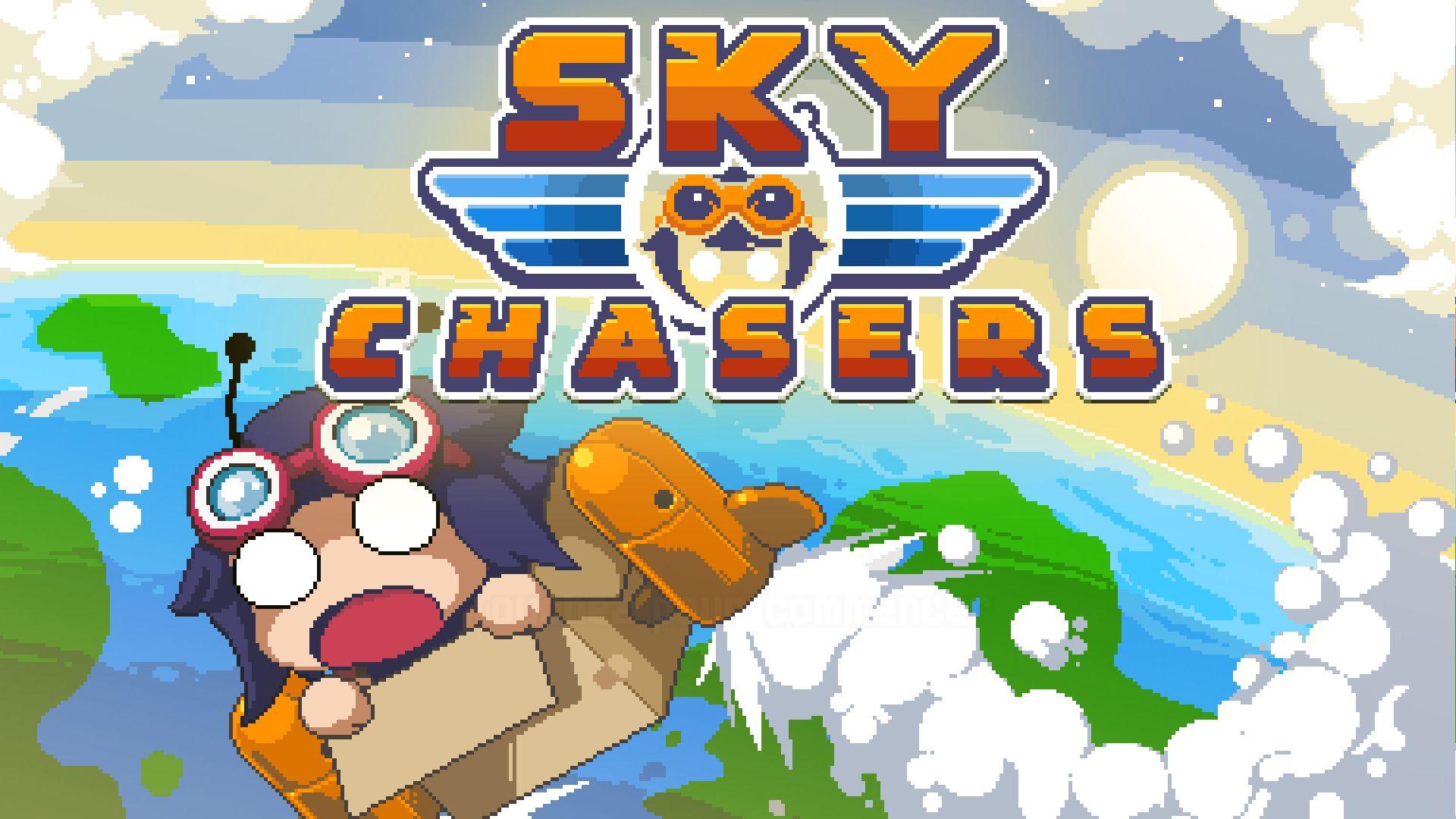 Sky Chasers : il n'a jamais été aussi agréable de piloter un jetpack