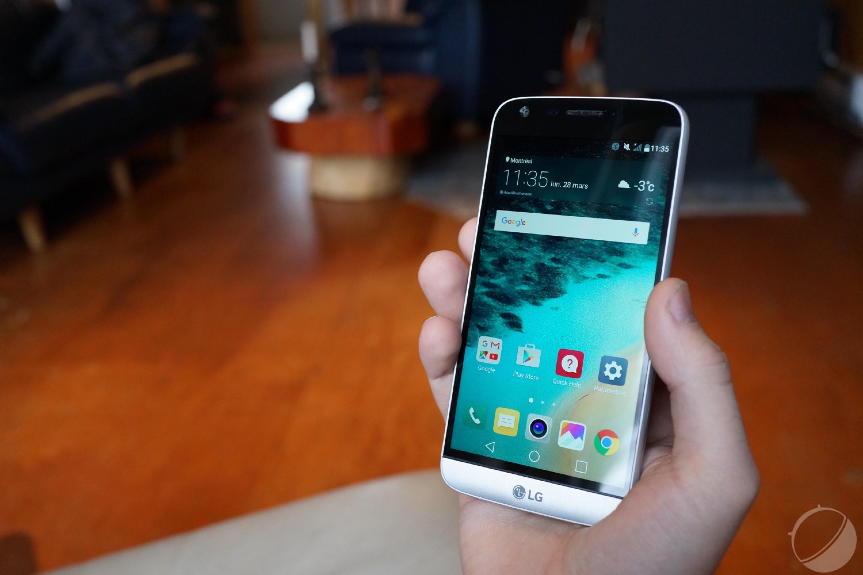 LG G5 : tout ce qu'il faut savoir