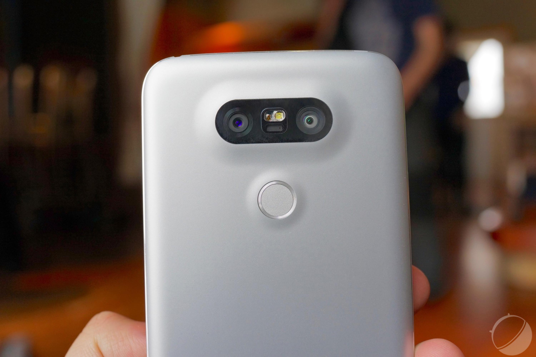 LG G5 : des précisions sur la composition de la coque