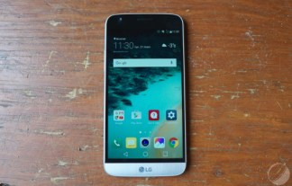 Test du LG G5, le photophone par excellence