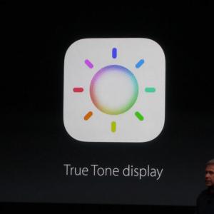 True Tone Display, le calibrage d'écran à la volée arrive sur l'iPad avant Android