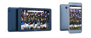 Les supporters de l'Equipe de France vont pouvoir s'équiper avec de l'Archos à bas prix
