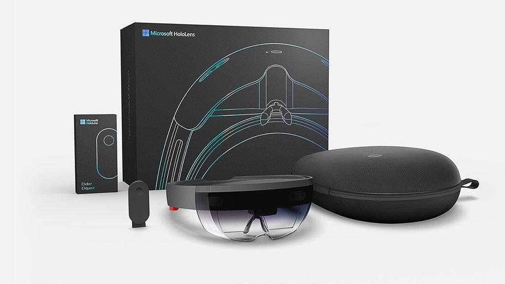 HoloLens, les lunettes de Microsoft, sont prêtes