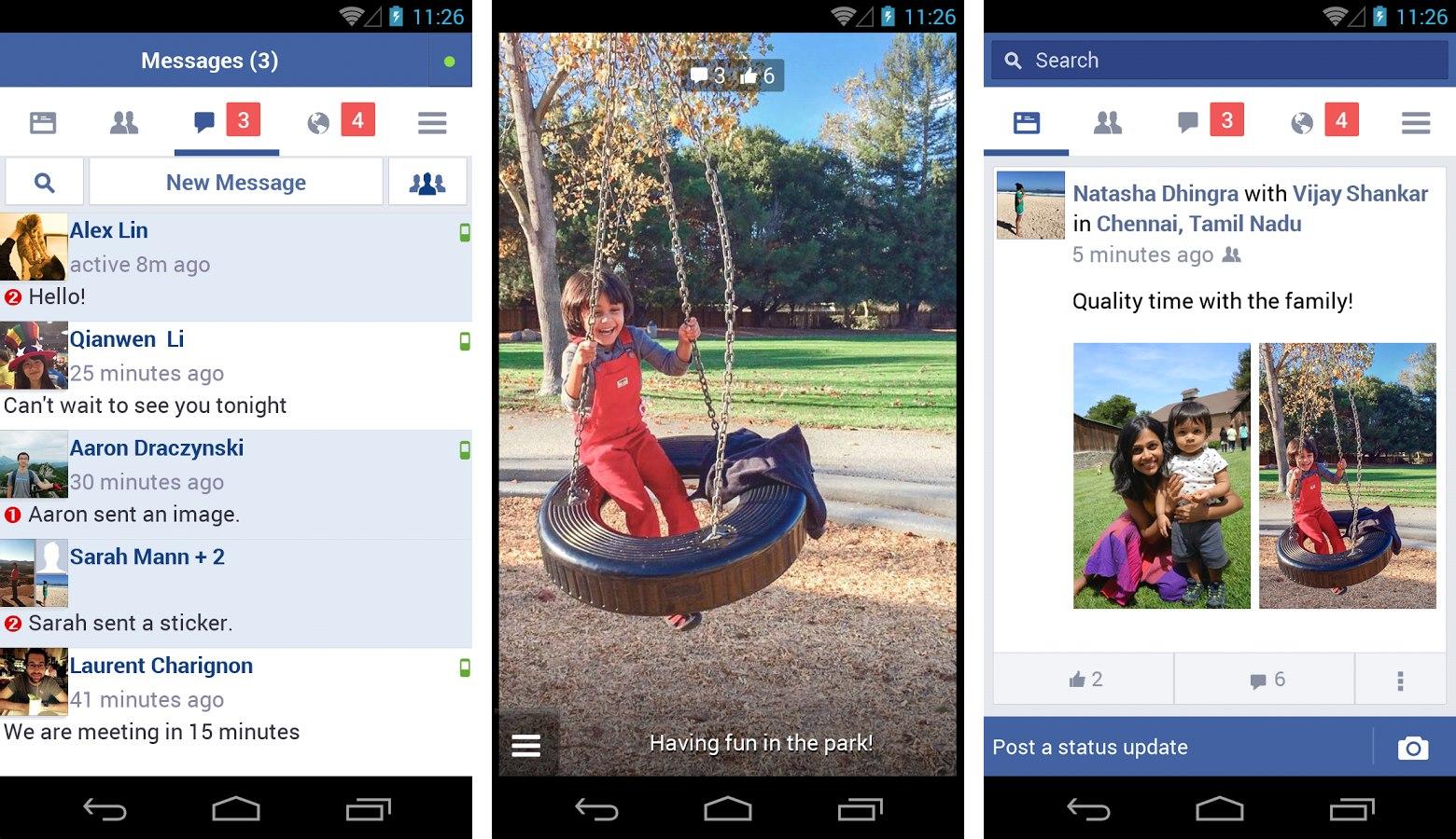 Facebook Lite 3.0, la version allégée se stabilise et dépasse les 100 millions de téléchargements