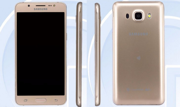 Samsung Galaxy J5 et J7 (2016) : certification obtenue en Chine