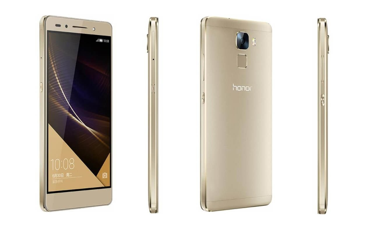 🔥 Bon plan : Le Honor 7 Premium à 249 euros au lieu de 349 euros chez Rue du Commerce