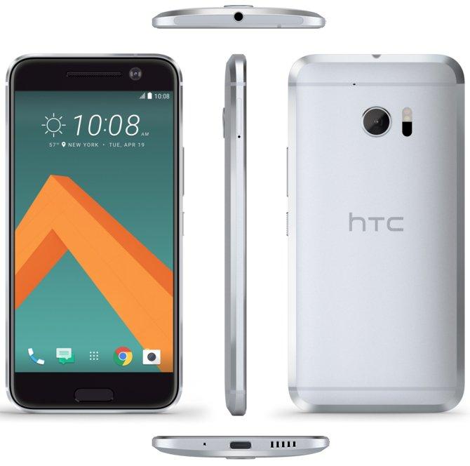 Tech'spresso : le HTC 10 présenté le 12 avril, le Galaxy S5 a droit à Marshmallow et un hacker au secours du FBI