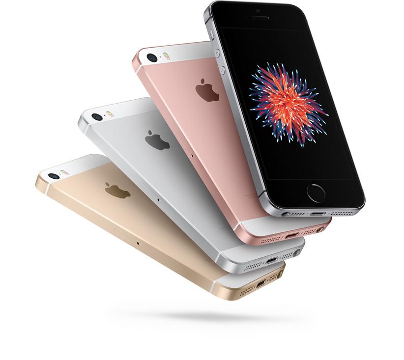 Vidéo : quels concurrents pour l'iPhone SE et l'iPad Pro 9,7 pouces sous Android ?