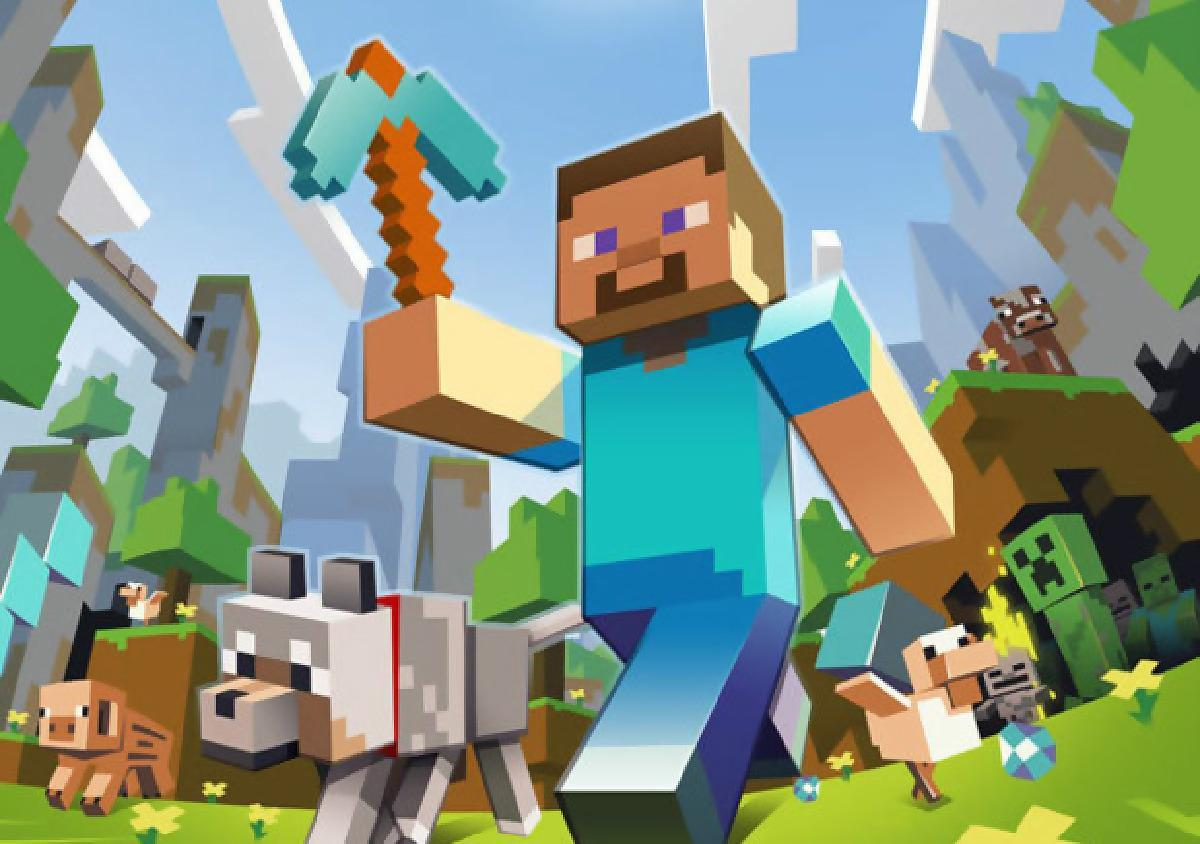 Minecraft sur le Gear VR, ce sera bientôt possible