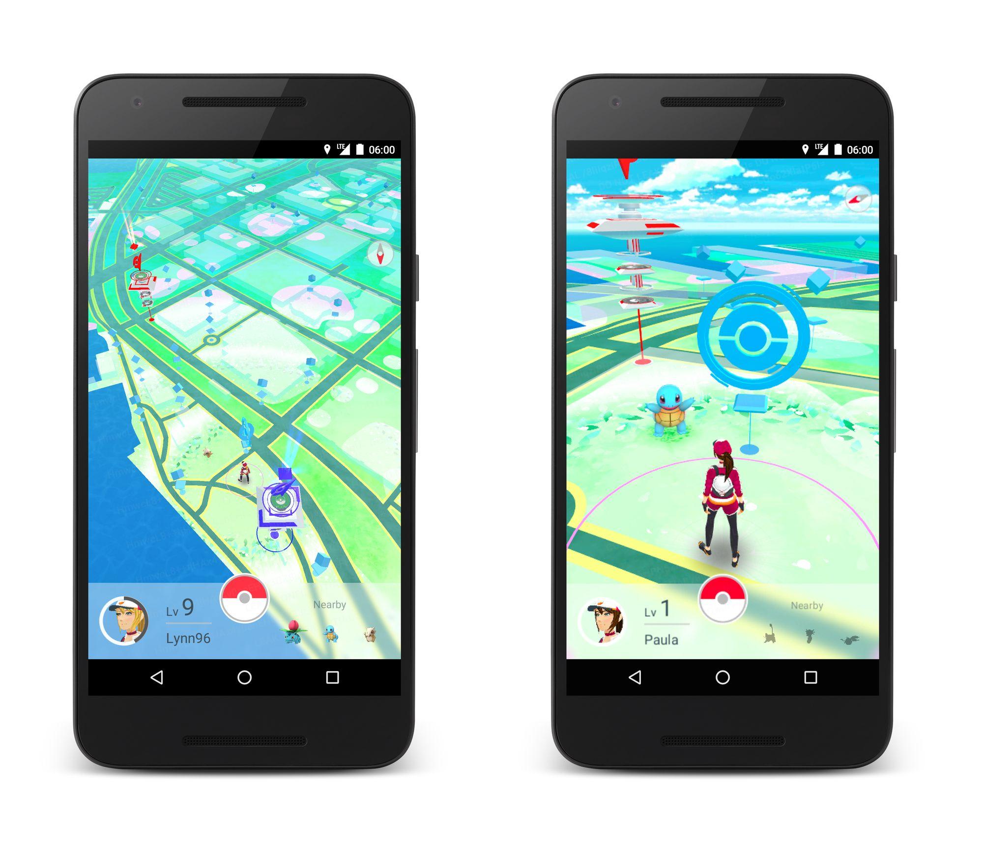Pokémon Go ne se contente plus du Japon